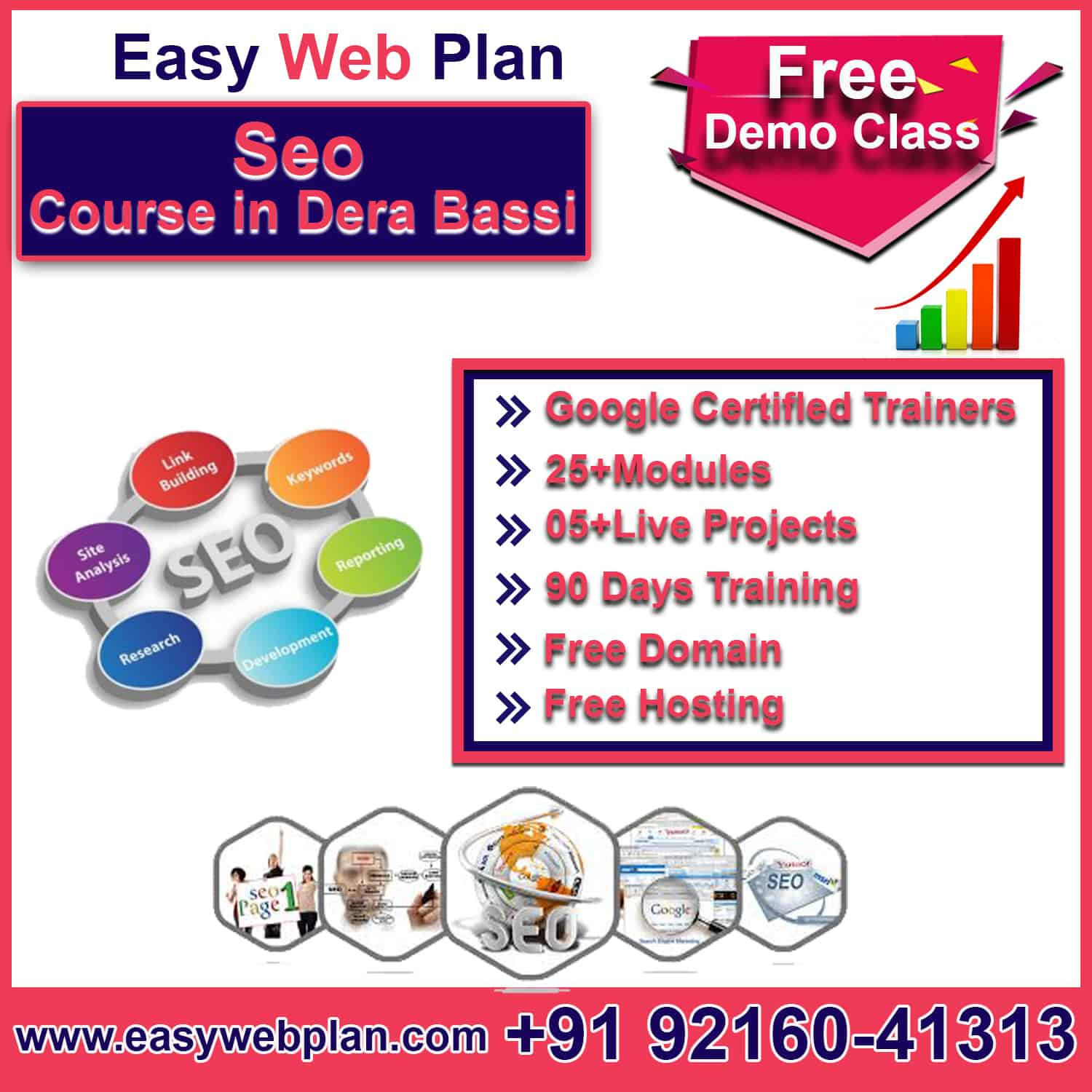 SEO Course in Derabassi
